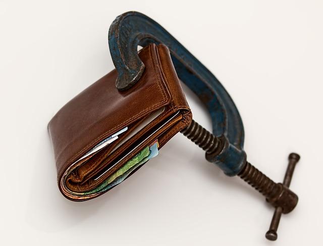 Spadek długami? Sprawdź, co możesz zrobić? Zdjęcie: pixabay.com